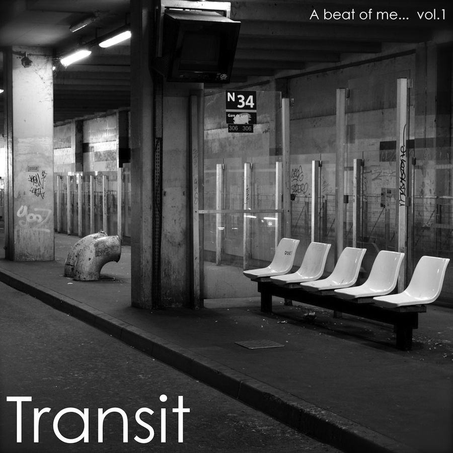 Naiky Transit, Vol. 1 (A Beat of Me) - EP