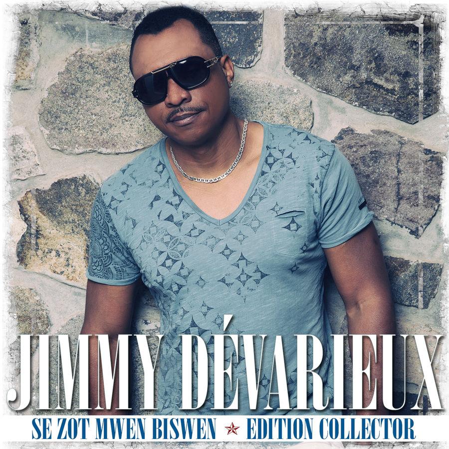 Jimmy Dévarieux Se zot mwen biswen (Edition collector)