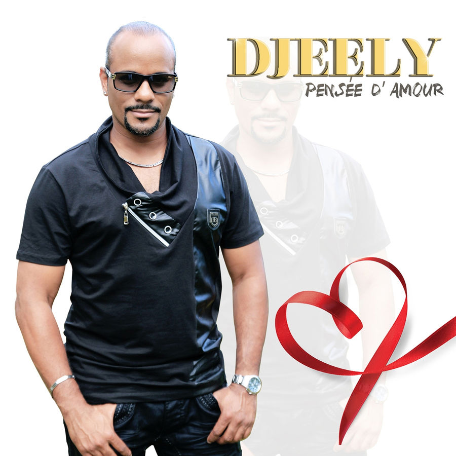 Djeely - Pensée d'amour - Single