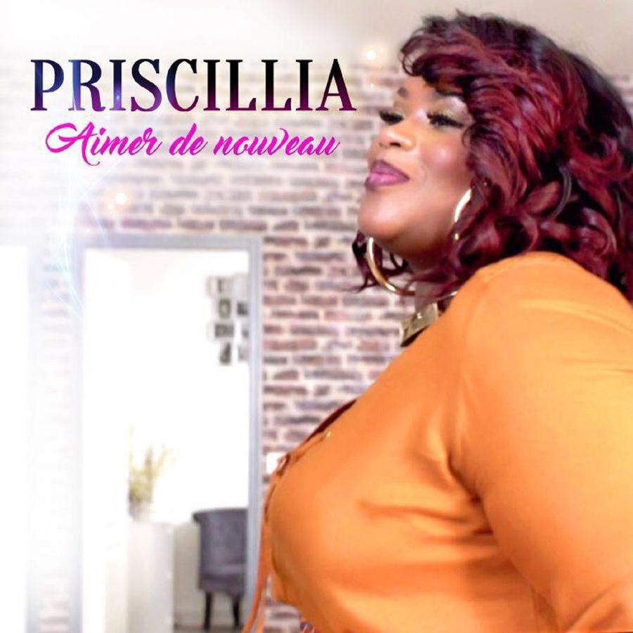 Priscillia - Aimer de nouveau - Single