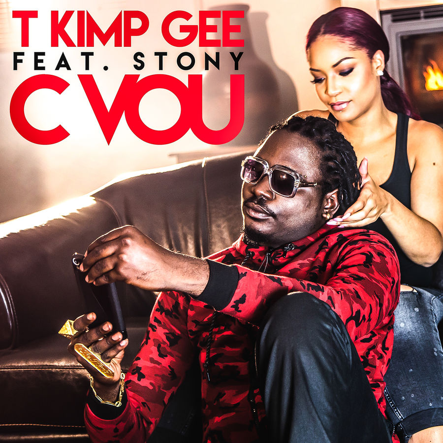 T Kimp Gee - C vou (feat. Stony) - Single
