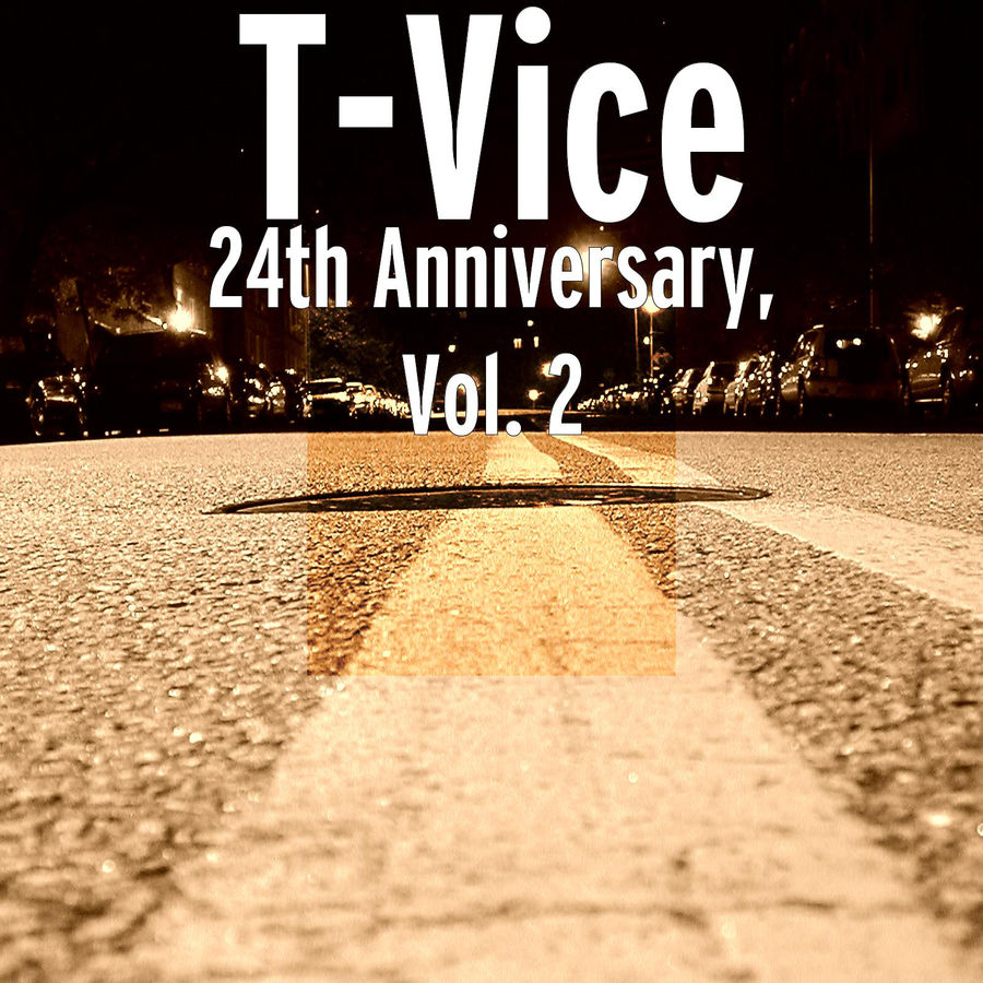 T-Vice - 24th Anniversary Medley, Vol. 2 - Single 2016