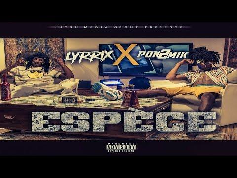 Lyrrix feat Pon2Mik - Espèce