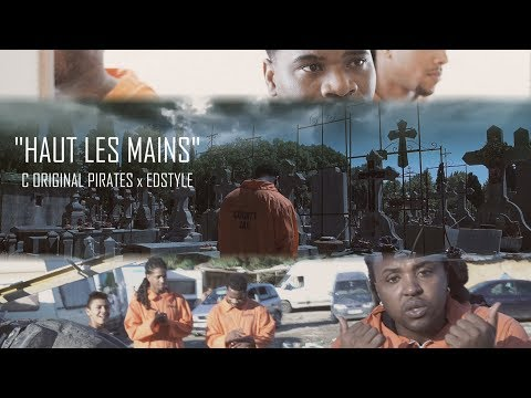 C (original pirates) x edstyle - haut les mains