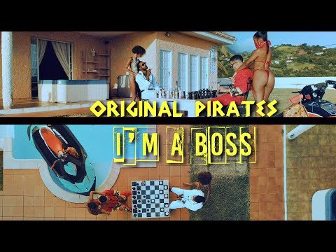 Original Pirates - Boss