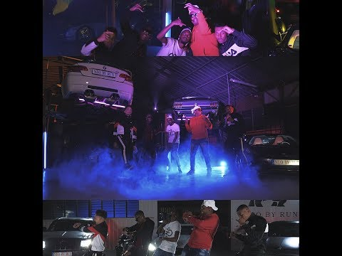 Dj Sebb feat Black T, PLL & Junior - Met flasheu