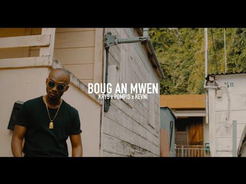 Krys ft. Pompis & Kevni - Boug an mwen