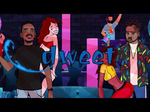 Dj sebb & dj fly feat black t & qlm - Dweet