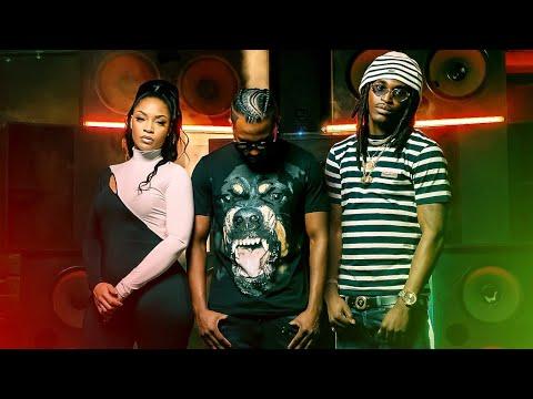Dj Bryan ft. Stony & Lion P - Tête chapé