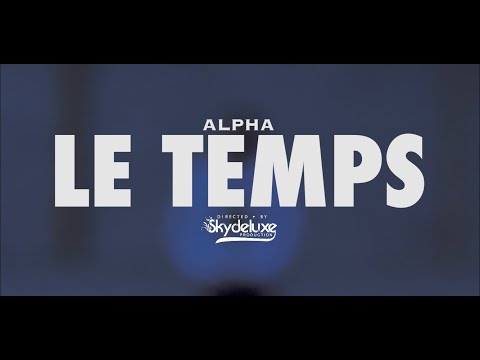 Alphab- le temps