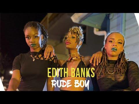 Edith Banks - Rude boy
